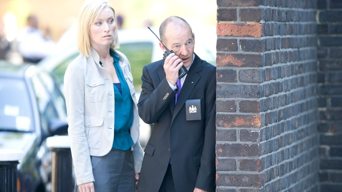 "<strong>""Trial & Retribution""</strong> : Victoria Smurfit and David Hayman star in this Law & Order-like British series. <strong>(Acorn TV)</strong>"