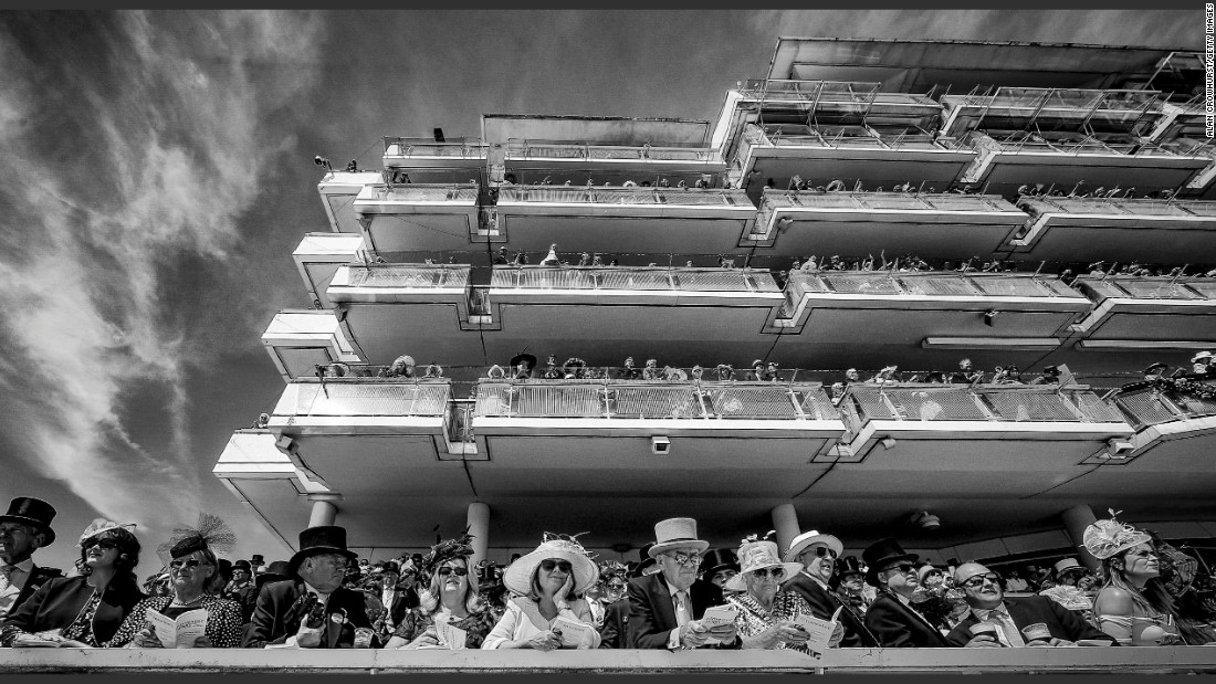 Derby Day at Epsom is a huge occasion in the sporting and cultural calendar, attracting racegoers from all walks of life.