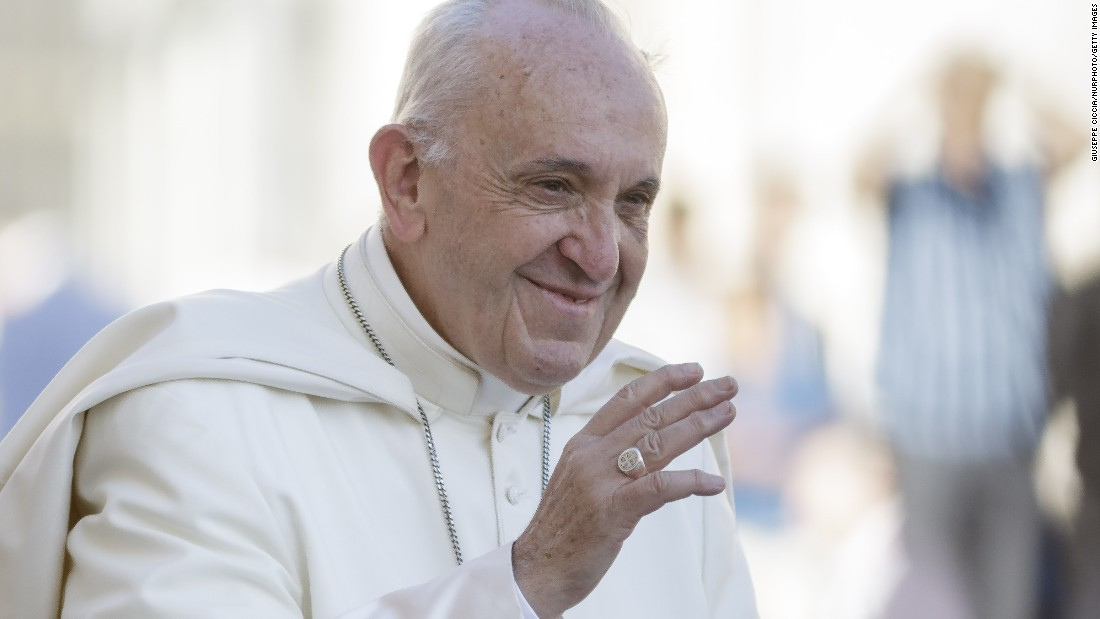 Conservatives accuse the Pope of spreading heresy