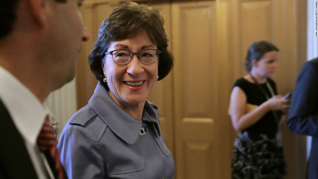 Sen. Collins: Not sure if I will support tax reform plan