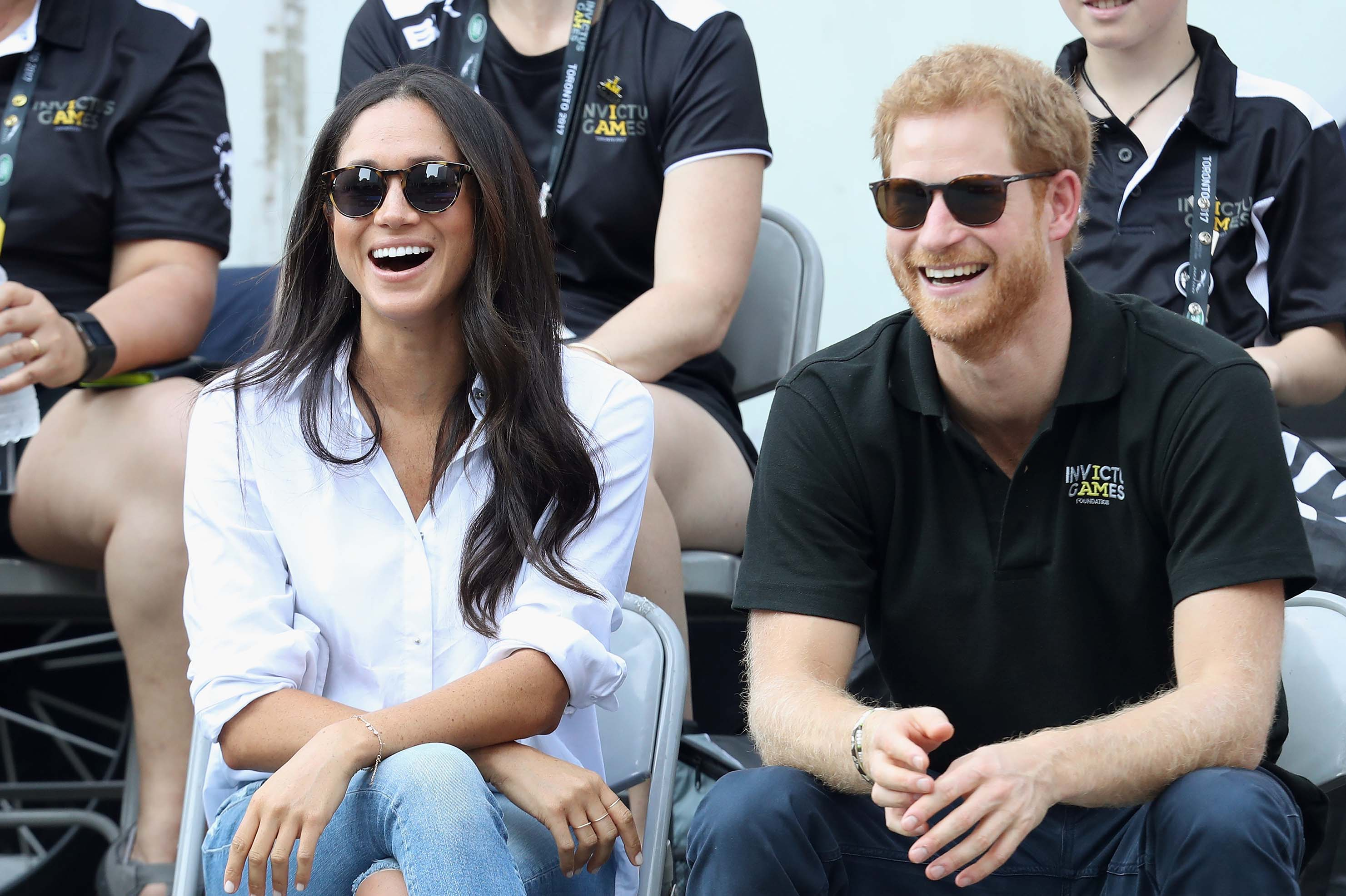 Prince Harry and Meghan Markle Truly, Madly, Deeply