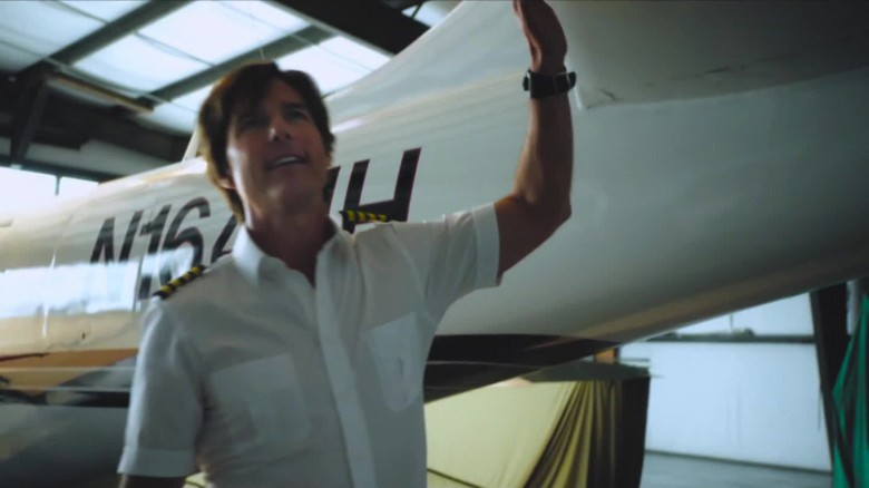 """American Made"" starring Tom Cruise -- CNN Movie Pass_00001310"