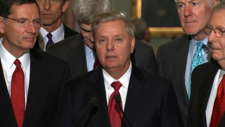 Sen. Graham: There's a 30% chance Trump will attack North Korea
