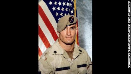 "** FILE ** Former Arizona Cardinal Pat Tillman, shown in this June 2003 photo released by Photography Plus, was killed in Afghanistan after walking away from a multimillion-dollar NFL contract to join the Army Rangers, U.S. officials said Friday, April 23, 2004. The Pentagon's inspector general is reviewing the Army's probe into the friendly fire death of former pro football player Pat Tillman, a spokesman said. Tillman's parents welcomed the decision. ""The other investigations were frauds,"" Tillman's father, Patrick Tillman, told the San Francisco Chronicle. ""People above should have been punished,"" added Mary Tillman, referring to her son's commanding officers. In response to an inquiry from the newspaper, the Pentagon confirmed that the Army had requested the investigation be reviewed. (AP Photo/Photography Plus via Williamson Stealth Media Solutions)"