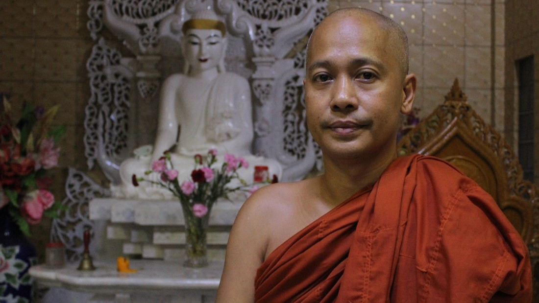 Buddhist group behind anti-Muslim protests
