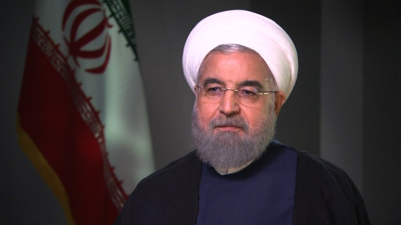September: Amanpour questions Rouhani about prisoners