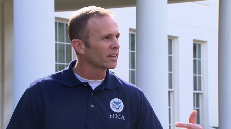 FEMA: Doing everything we can in Puerto Rico