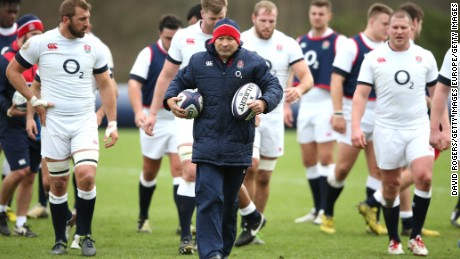 Calder has worked with Eddie Jones perviously when the Australian was head coach of Japan