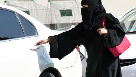 Spokeswoman defends progress in Saudi Arabia