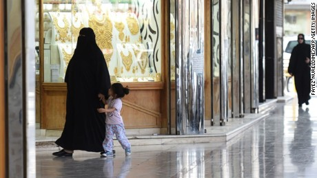 Women in Saudi Arabia still can't do these things