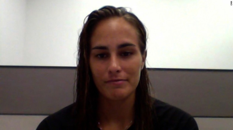 Tennis star Monica Puig