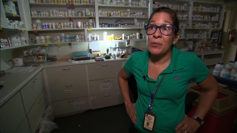 Puerto Rican hospitals struggle to provide care