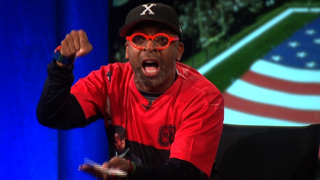 Spike Lee: Kaepernick should have a job in NFL