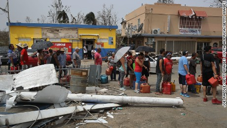 Oxfam criticizes US government response in Puerto Rico