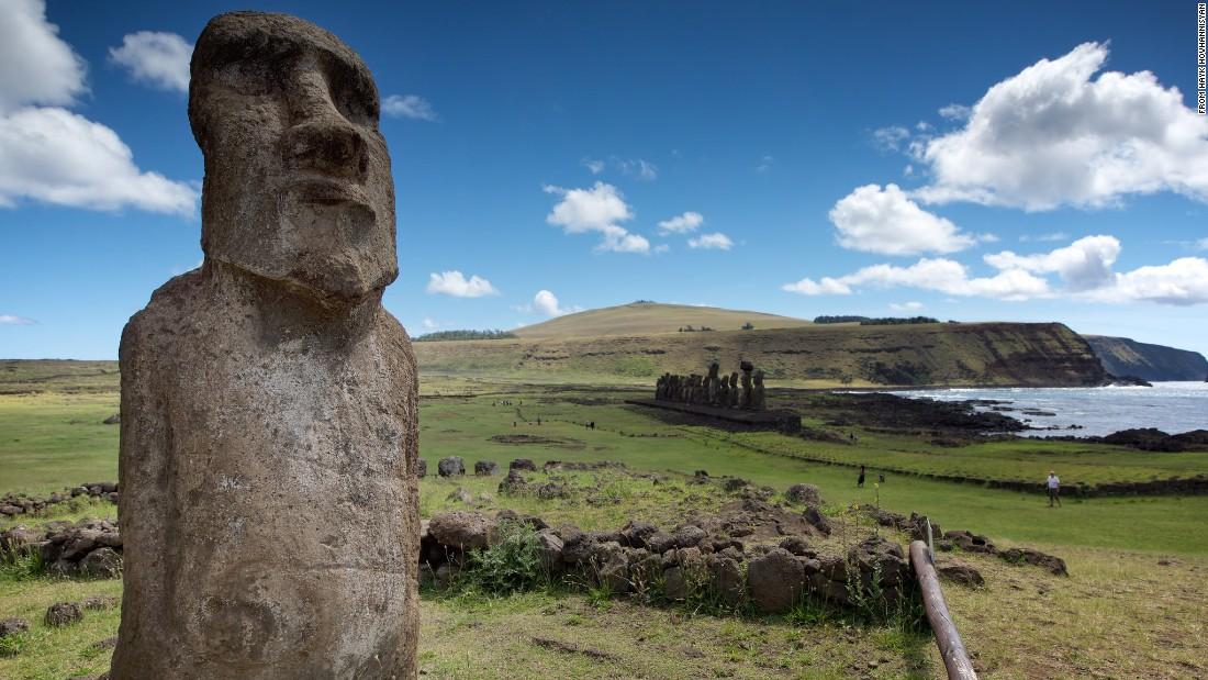 Easter Island threatened by bad tourist behavior
