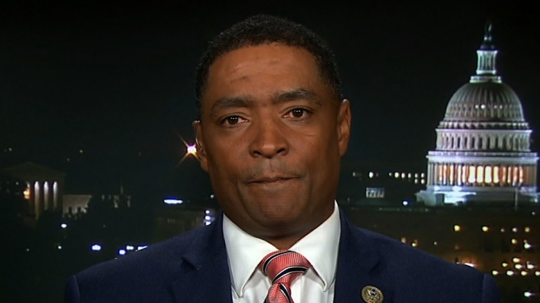 Black Caucus chair: Utter disgust with Trump