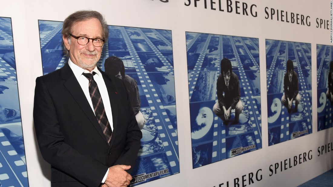 Steven Spielberg won't watch his own films -- except for this one