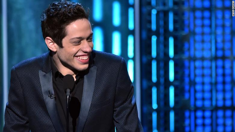 'SNL' Star Pete Davidson Deletes His Instagram Account After Concerning Message