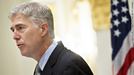 Neil Gorsuch reflects on 'surreal' court tenure