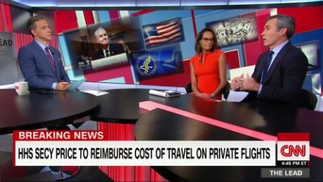 Lead Panel Tom price private jets puerto rico trump live _00031504