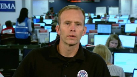 FEMA chief defends Puerto Rico response