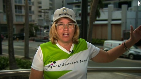 Who is San Juan Mayor Carmen Yulín Cruz Soto?