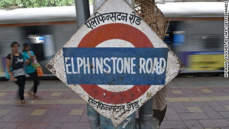 Indian authorities are moving to strip Mumbai's railway stations of their British names, as leaders seek to purge the city of remnants of its colonial past.