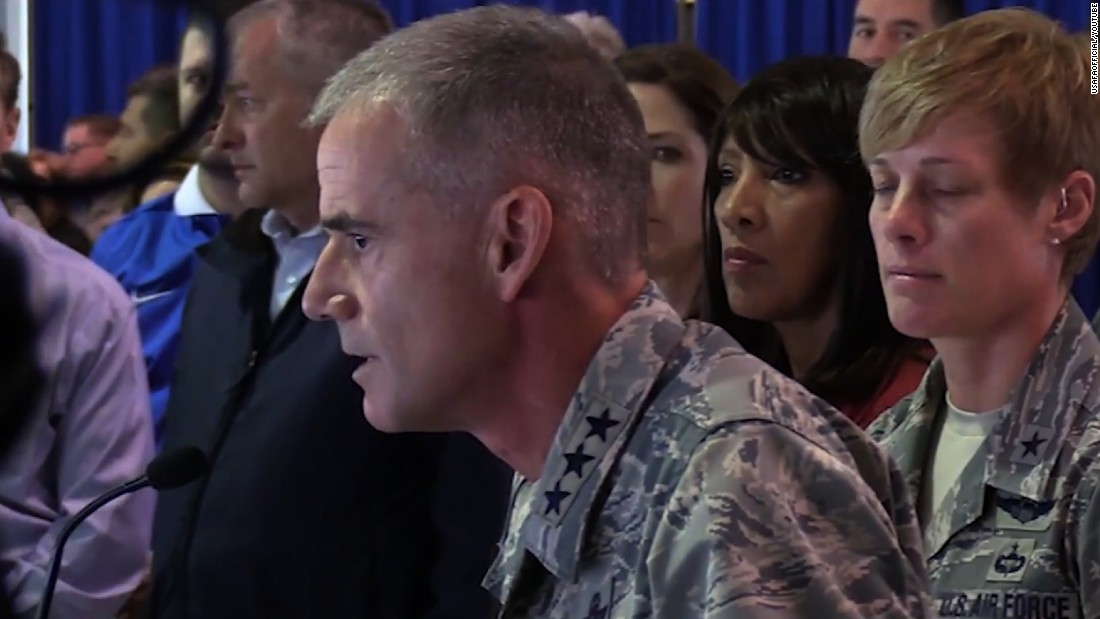 Air Force Academy leader: Why diversity?