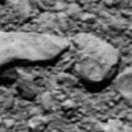 Rosetta spacecraft last image