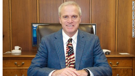 Scott Smith- Superintendent of Bossier Parish School District