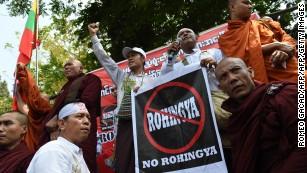 Rohingya crisis: 'It's not genocide,' say Myanmar's hardline monks