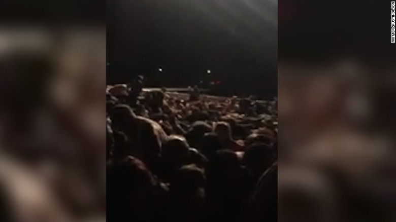 las vegas strip shooting shots heard concert video nr_00001510