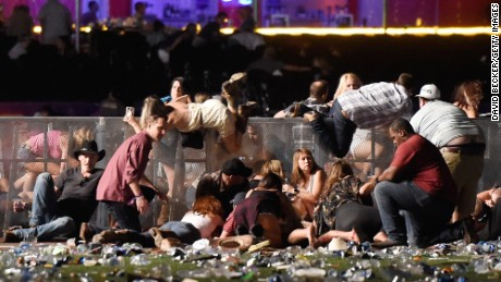 Mass shooting at Las Vegas music festival