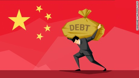 cnnmoney china debt