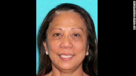 Marilou Danley is being sought for questioning regarding the investigation into the active shooter incident in Las Vegas, Nevada, according to a tweet from police.