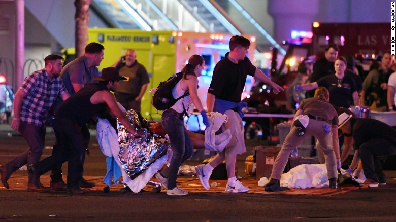 Police: Las Vegas shooter had cache of weapons