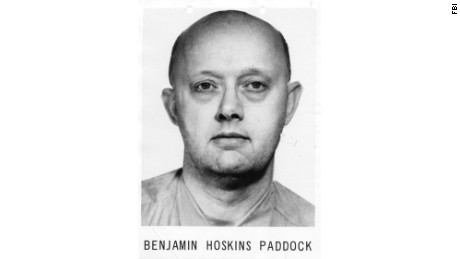 Benjamin Hoskins Paddock