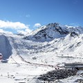 Solden Austria resort guide World Cup skiing Rettenbach glacier view