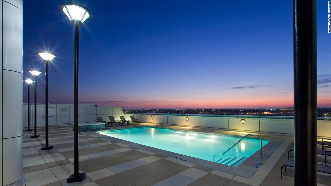 Airport Swimming Pools: 8 Of The Worldu0027s Best   CNN Travel Part 88