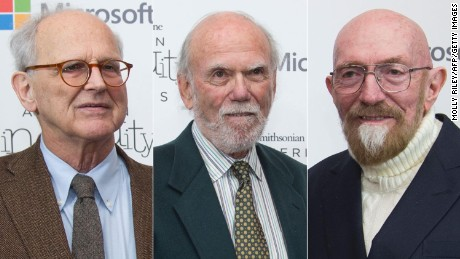 Nobel Prize in Physics goes to 'black hole telescope' trio