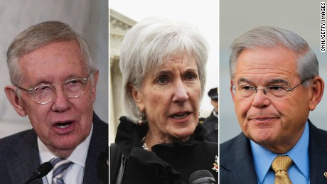 Source: Prosecutors won't call Reid to testify in Menendez case