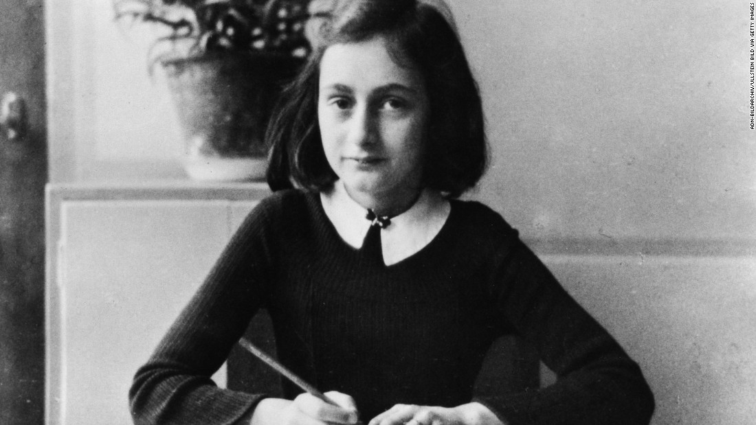 Who betrayed Anne Frank? New probe launched by ex-FBI agent