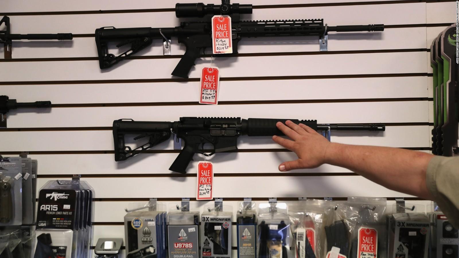 Bump stock The device found on Las Vegas shooters guns CNN