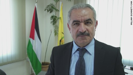 "Mohammad Shtayyeh: ""I think it's a win win situation for everybody."""
