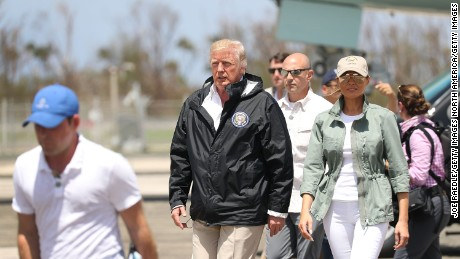 Trump administration announces $  13 billion in additional aid to Puerto Rico