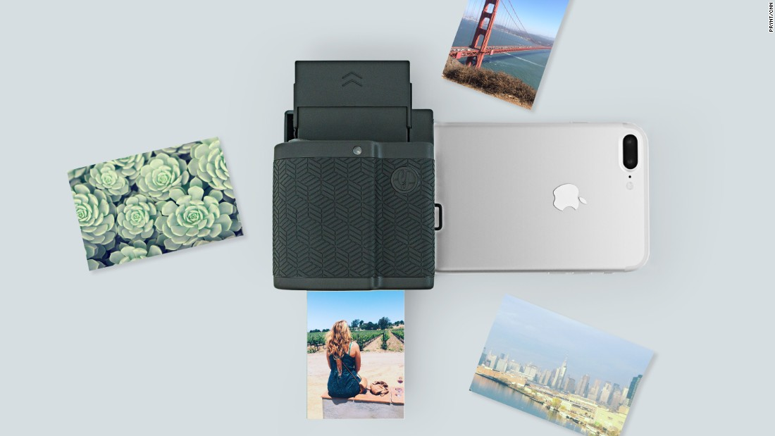 We tried it! The genius device that prints smartphone photos