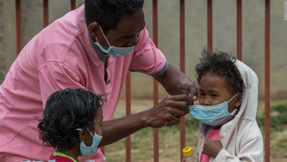 Plague outbreak in Madagascar: 57 dead, 680 infected