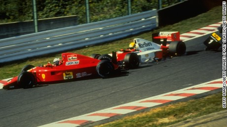 Prost vs. Senna: The Battles of Suzuka