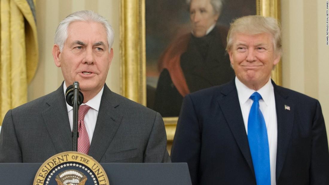 Trump Cabinet secretaries shrug off boss' attempt to fire Mueller