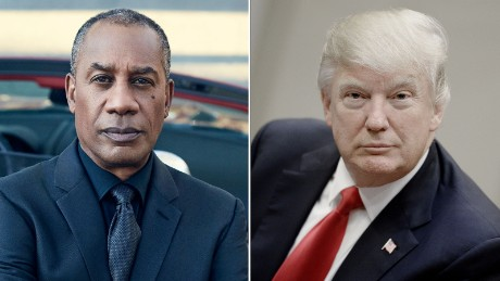 Joe Morton talks echoes of Trump in 'Scandal'